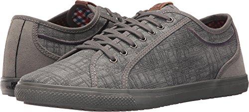 Ben Sherman Men's Chandler Lo Sneaker, Grey, 9.5 M US (Ben Sherman Casual Shoes)