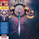Toto - Cardboard Sleeve - High-Definition CD Deluxe Vinyl Replica