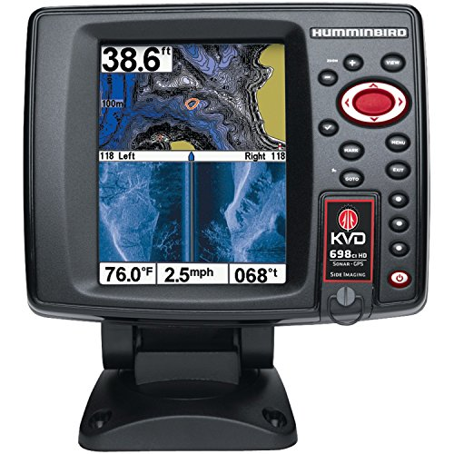 Humminbird 698ci HD SI KVD Combo, Black Fish Finders And Other Electronics Sportsman Supply Inc.