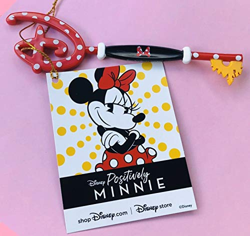 Minnie Mouse Disney Positively Minnie Collectible Key - Limited Edition