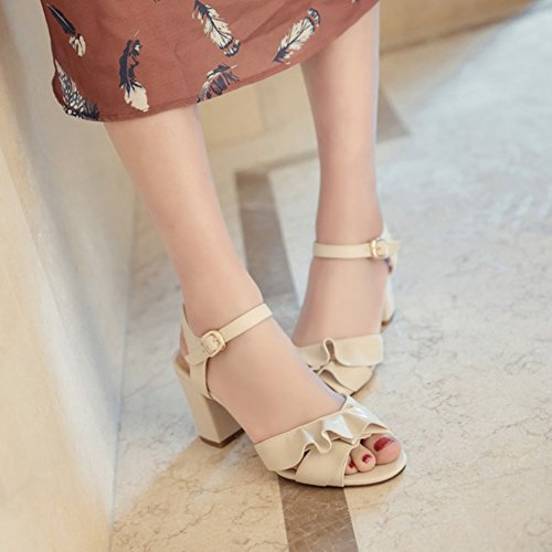 Easemax Donna Elegante Cinturino Alla Caviglia Con Fibbia Alla Caviglia E Cinturino Alla Caviglia