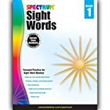 Sight Words Spectrum 1