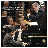 Chopin: Piano Concerto No.1, Etudes Op.10