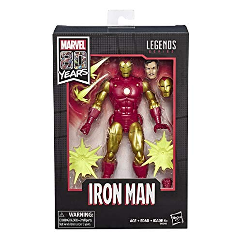 powerful Marvel Comics 80th Anniversary Legends Series 6