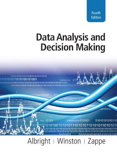 Data Analysis and Decision Making Pdf