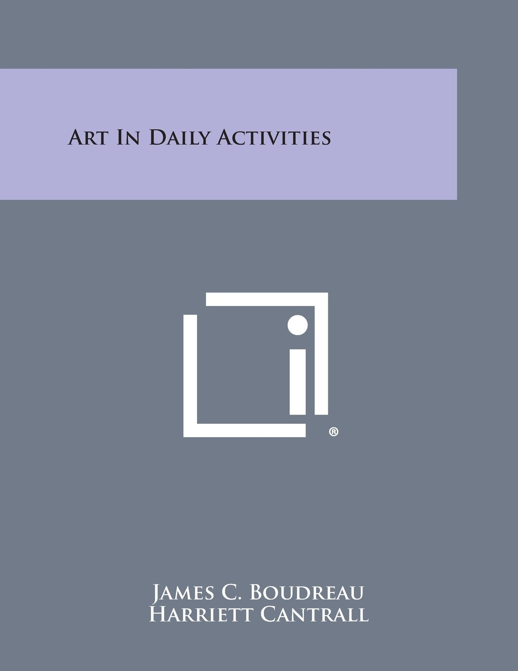 Read Online Art in Daily Activities PDF