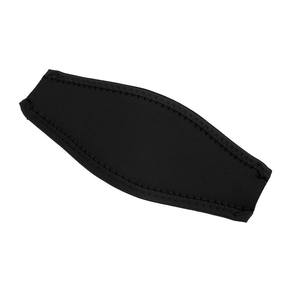 kesoto 2Pcs//Set Comfort Neoprene Snorkeling Diving Swimming Mask Strap Cover Scuba Dive Glasses Belt Wrap 20.5 x 9 cm