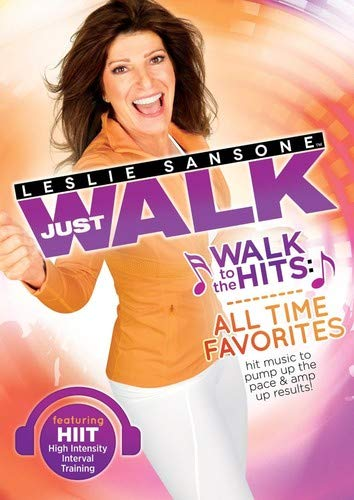 Leslie Sansone: Walk to the Hits All Time Favorites