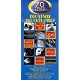 Broadway Blockbusters (4 Disc Music CD Gift Box Set) 70 Track MegaPack
