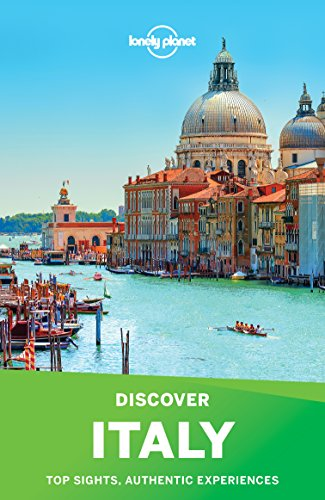Lonely Planets Discover Italy Travel ebook product image
