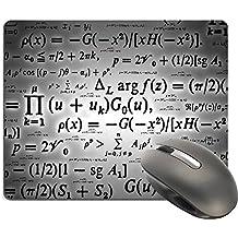 Supwek Gaming Mouse Pad Custom Design Math Formulas Slide Art