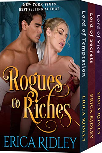 Rogues to Riches (Volume Two) (Rogues to Riches Boxed Sets Book 2) (The Wedding Night Of An English Rogue)