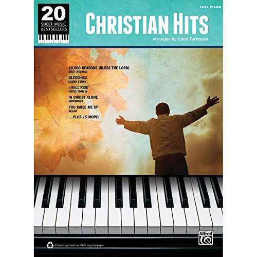 Alfred Sheet Music Bestsellers Christian product image