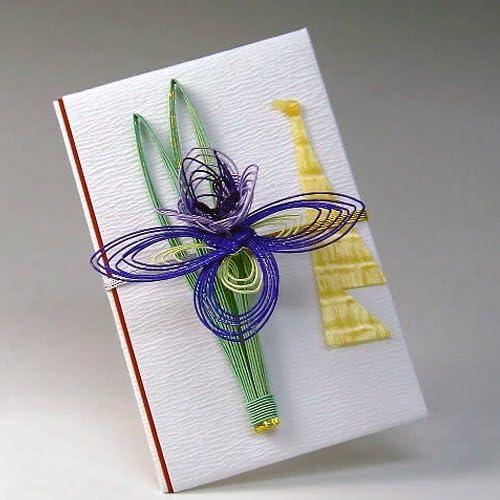 結婚祝い 初節句祝いなど ご祝儀袋 「花菖蒲 紫」