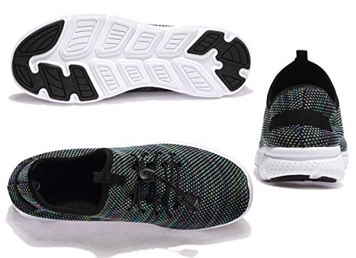 Mens Sneaker B Breathable Fashion Athletic Weight Casual Style Comfortable Light Shoes Running Green YqrPSY