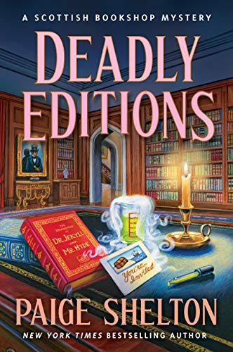 Book Cover: Deadly Editions: A Scottish Bookshop Mystery