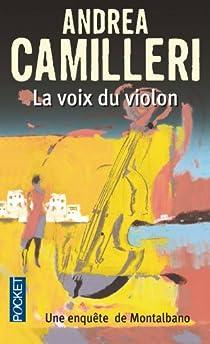 La Voix du violon par Camilleri