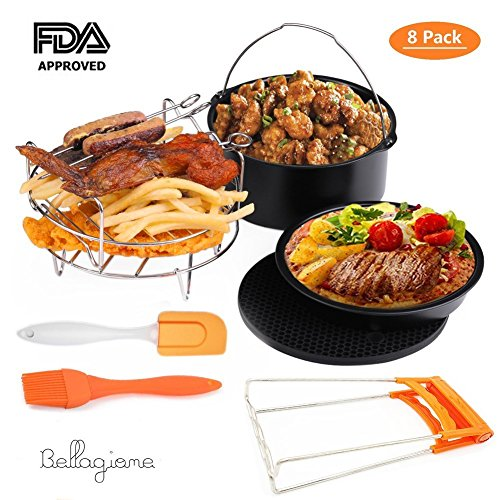 Universal Accessories Including Silicone Bellagione product image