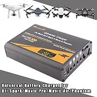 Rucan Universal Battery Smart Charger 4 In 1 For DJI MAVIC Air/Mavic Pro/Spark/Phantom