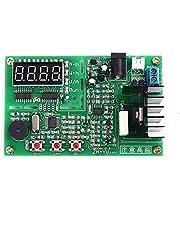 DC 12V ZB206 V1.3 Battery Capacity Tester Internal Resistance Test 18650 Lithium Battery Tester