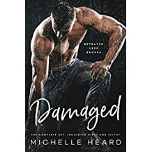 Damaged: The Complete Set Including DIRTY and FILTHY: A Dark Romance (The Damage Romance Set)