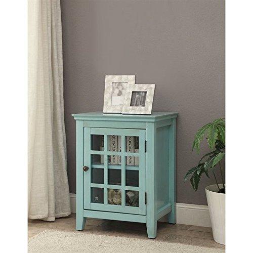 Linon Home Largo Single Door Cabinet
