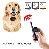 Lobo-Commander-Premium-350-Yard-Wireless-Dog-Training-Collar-Easy-Remote-Has-Shock-Vibration-Tone-Best-E-Collar-for-Obedience-Manual-Bark-Control-FREE-Pet-Tag-LIFETIME-MANUFACTURERS-WARRANTY