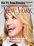 img - for New York Magazine (March 20 - April 2, 2017) Kellyanne Conway Cover book / textbook / text book