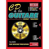 Partition : CD a la guitare Tony March