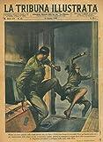 Su un treno che passava sulla strada ferrata tra Orte e Terni, un bandito polacco, per impossessarsi delle sue valigie, gettava una crocerossina inglese fuori dallo scompartimento. La disgraziata ann