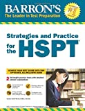 img - for Barron's Strategies and Practice for the HSPT book / textbook / text book