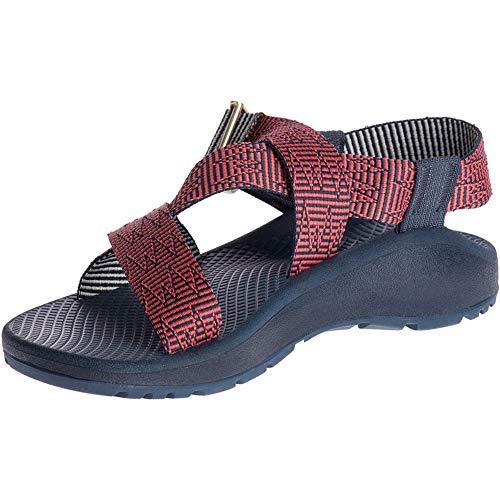 - Chaco Women's MEGA Z Cloud Sport Sandal, Blazer Navy, 7 M US