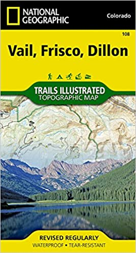 Vail frisco dillon national geographic trails illustrated map vail frisco dillon national geographic trails illustrated map national geographic maps trails illustrated 9781566952811 amazon books gumiabroncs Gallery
