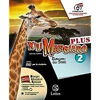 Kilimangiaro plus. Tavola-Mi preparo per l'interrogazione-Atlante. Per la Scuola media. Con DVD-ROM. Con e-book. Con espansione online: 2