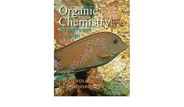 Organic chemistry structure and function 6th edition book only organic chemistry structure and function 6th edition book only peter vollhardt neil schore amazon books fandeluxe Gallery