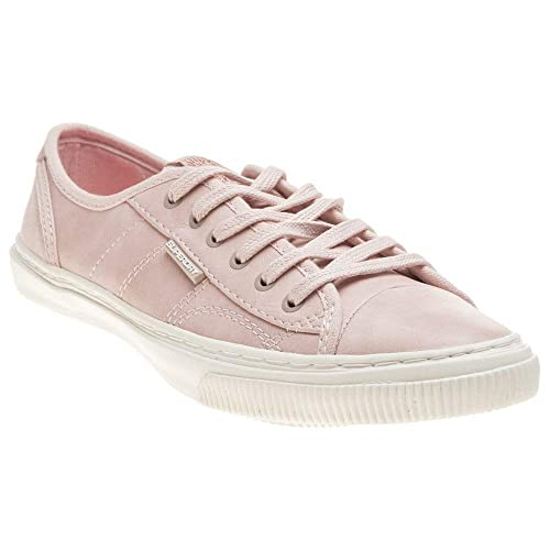 RoseChaussures Sacs Et Low Femme Superdry Pro Mode Baskets QdxBoeErCW