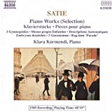 Satie, Gymnopedies