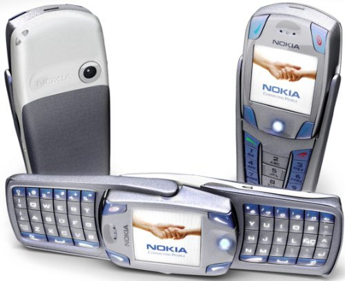 (NOKIA 6820 UNLOCKED TRIBAND FULL KEYBOARD GSM CELLPHONE [ WILL NOT WORK WITH ATT ] INTERNATIONAL VERSION- NO WARRANTY.)