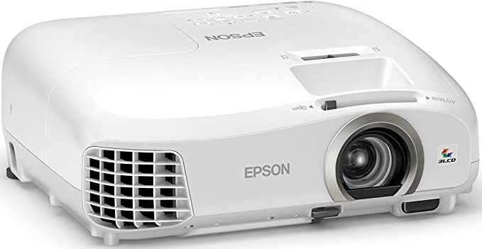 Epson EH-TW5300 - Proyector Home Cinema (2.200 lúmenes, resolución ...
