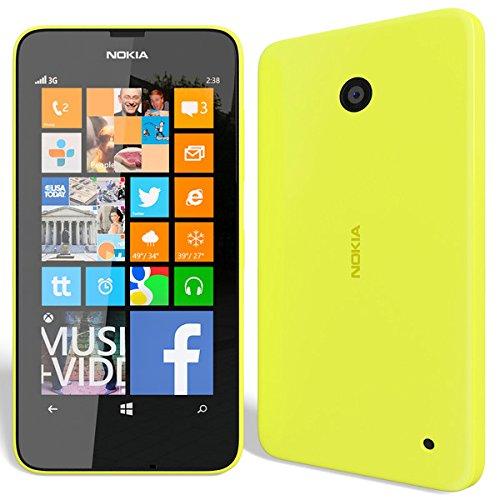 Nokia Lumia 630 RM-978 Yellow Factory Unlocked - International Version No Warranty