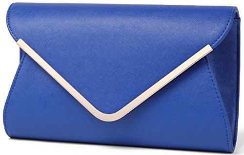 Evening BeAllure for Clutch Clutches Blue Bags And Women's Womens Bags FwpFrAqU