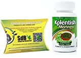 Semilla de Brasil Salud da Bienestar Brazil Seed and KPlentish Moringa and Potassium Potasio Supplement - 30 Day Set 2 Products