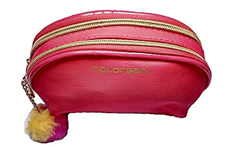 Colorbar Mini Red Makeup Kit Pouch Amazon In Beauty
