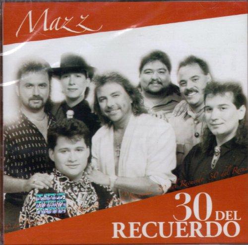 Mazz 30 Del Recuerdo