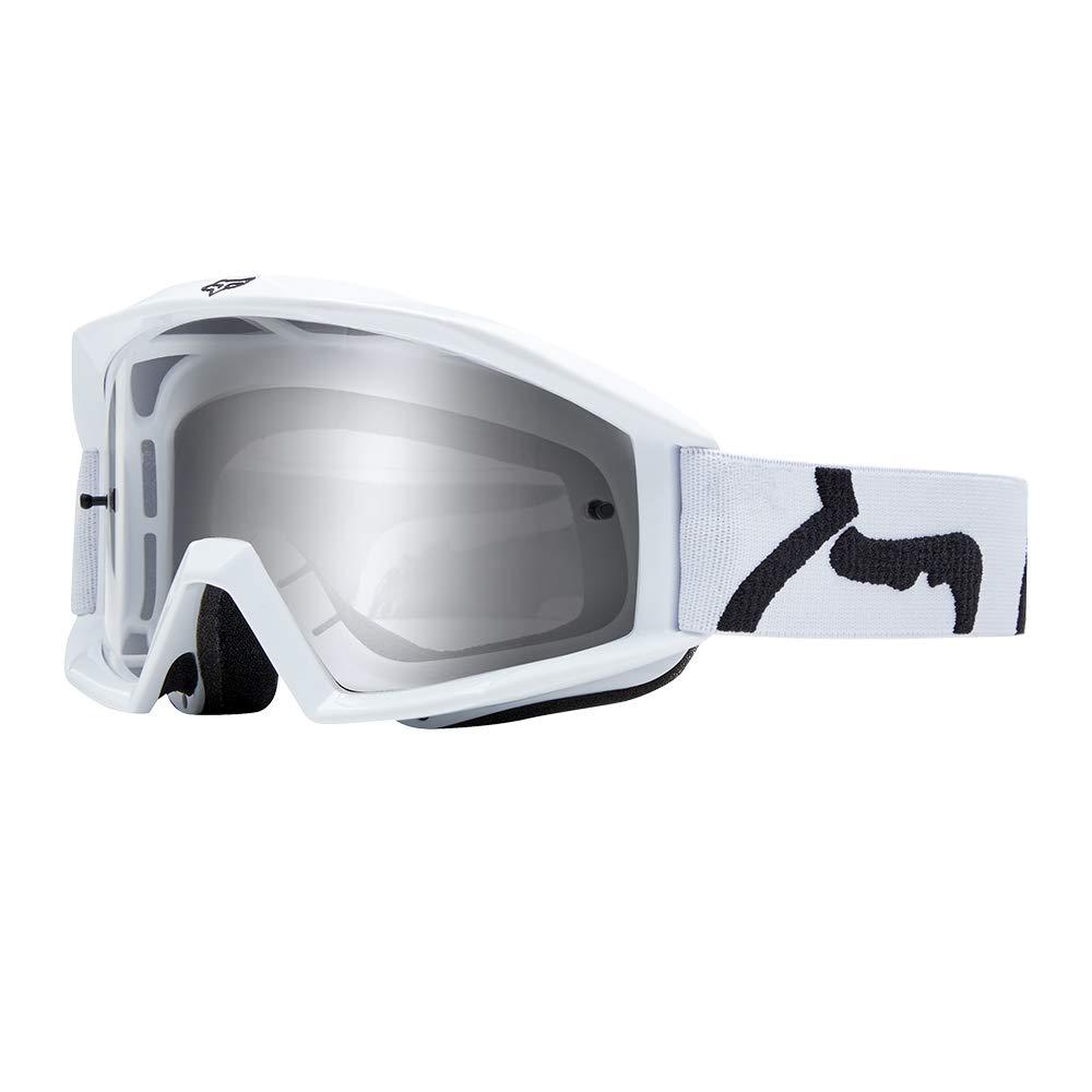 Fox Racing Main Race Goggle-White