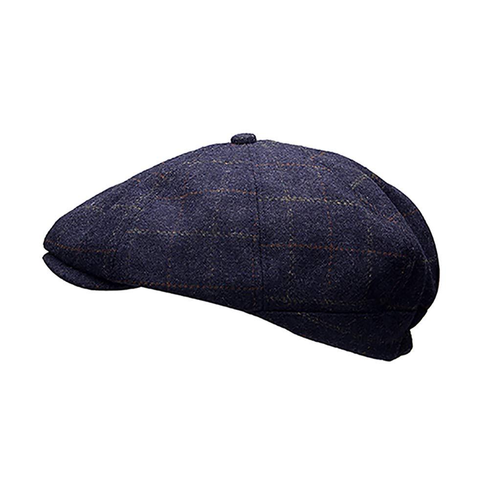 Heritage Traditions Tweed Peaky Blinder Cap Hat