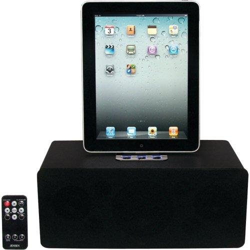 Jensen Universal Ipod Docking Station (JENSEN JEN290IB iPad/iPod/iPhone Universal Docking Speaker Station)