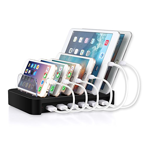 MixMart 6 Port Charging Station Universal product image