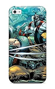 High-quality Durable Protection Case For Iphone 5c(x-men)