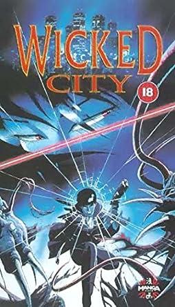 Wicked City [VHS]: Amazon.es: Cine y Series TV